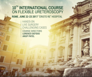 Course Uretero-Renoscopy