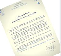 Fellowship letter